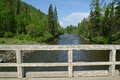 Small mountine river in the spurs of east sayan mountains buryatia Royalty Free Stock Image