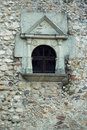Small ornate window Royalty Free Stock Photo