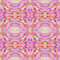 Small pattern with short hand drawn strokes seamless kaleidoscopic texture in impressionism style for web print fabric textile Royalty Free Stock Photo