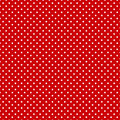 Small Polkadots, Red Background Stock Photos