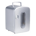A small portable refrigerator Stock Photography