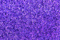 Small purple blue pink white glitter macro photo of Stock Image