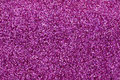 Small purple red white glitter macro photo of Stock Image