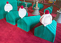 The small sarcophagi Royalty Free Stock Photo