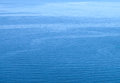 Small scaled blue water background texture adriatic sea Royalty Free Stock Photography