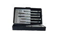 Small screwdrivers set in box for electronic product Stock Photography