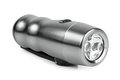 Small shining a flashlight Stock Image