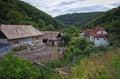 Small Slovakia Village