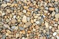 Small stones texture background