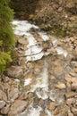 Small stream and many rocks Royalty Free Stock Photos