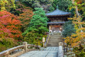 Small temple at chion in complex in kyoto japan november japan on november built by honen s disciple genchi – memory of his Stock Photo
