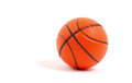 Small toy basketball ball Royalty Free Stock Photo