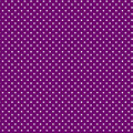 Small White Polkadots, Purple Background Stock Photography