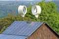 Small Wind Turbines And Solar ...
