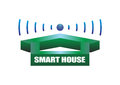 Smart house wireless remote control Royalty Free Stock Images