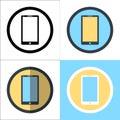 Smart Phone vector design illustration