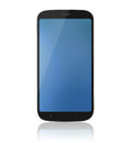 Smartphone / cell phone - XL Royalty Free Stock Photo