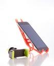 Smartphone holder, accessory