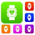 Smartwatch set collection