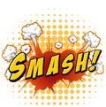 Smash Stockbilder