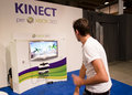 SMAU 2010 - Kinect Royalty Free Stock Photography