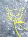 Smile cat Royalty Free Stock Photo