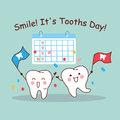Smile it is tooth day