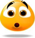 Smiley icon Royalty Free Stock Photo