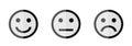 Smiley Three
