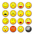 Smileys Royalty Free Stock Photos