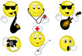 Smilies Stock Images