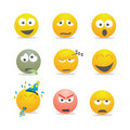 Smilies Royalty Free Stock Image