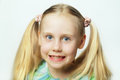 Smiling child - cute face Royalty Free Stock Photo