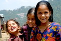 Smiling children at dalhousie