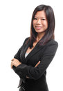 Smiling Southeast Asian Royalty Free Stock Photography