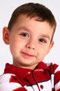 Smiling young boy Stock Photography