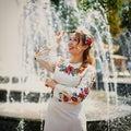 Smily girl Royalty Free Stock Photo
