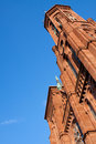 Smithsonian Castle, Washington, DC Royalty Free Stock Photo