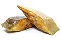 Smoked halibut Royalty Free Stock Photo