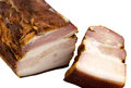 Smoked and Preserved Pork Meat is Considered Royalty Free Stock Photo