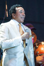 Smokey Robinson Royalty Free Stock Photography