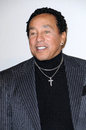 Smokey robinson at the grammy nominations concert live club nokia los angeles ca Stock Photo
