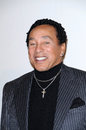 Smokey robinson at the grammy nominations concert live club nokia los angeles ca Royalty Free Stock Image