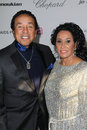 Smokey robinson at the th annual elton john aids foundation academy awards viewing party pacific design center west hollywood ca Royalty Free Stock Photo