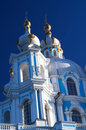 Smolny Cathedral Royalty Free Stock Image