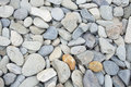 Smooth beach stone background Royalty Free Stock Photo