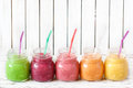 Smoothies. Royalty Free Stock Photo