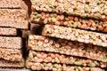 Snack on the street vendors in chengdu Stock Photos