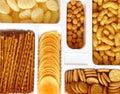 Snacks Stock Fotografie
