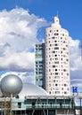 Snail-Tower, Tigutorn in Tartu Royalty Free Stock Photo